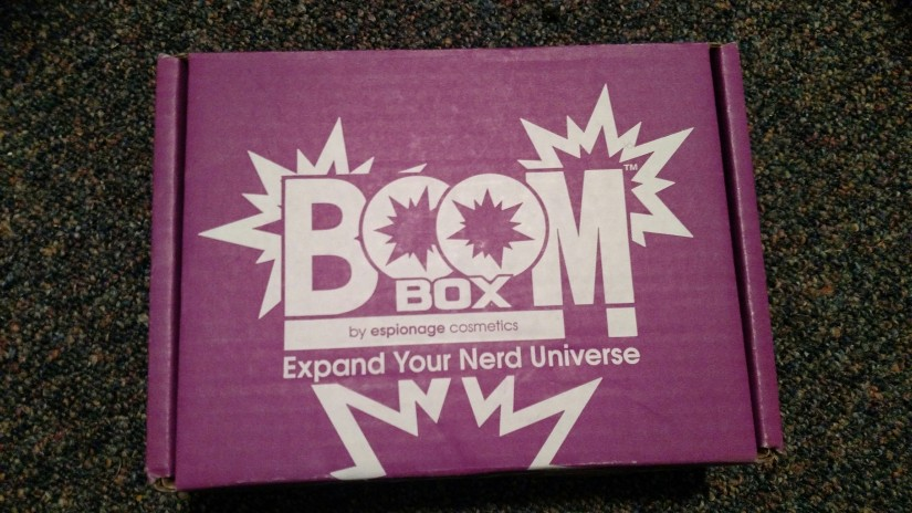 EC Boom Box